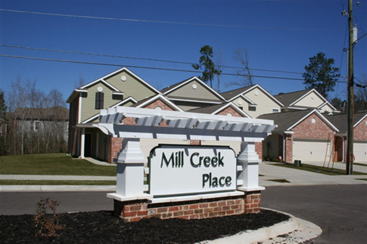 Mill Creek Place Apartment In Hattiesburg Ms