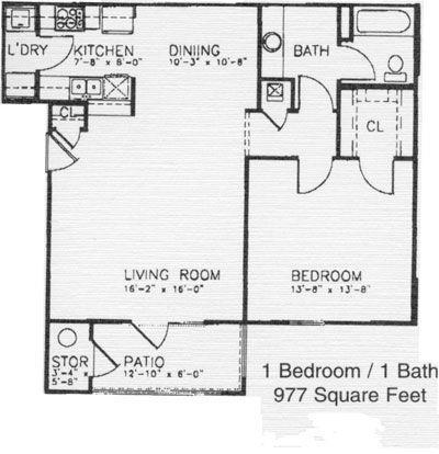 Park Pines Apartment In Hattiesburg Ms