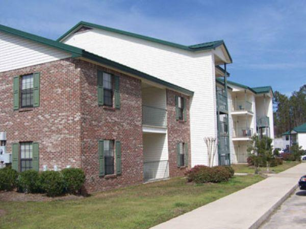 Parkwest Apartment In Hattiesburg Ms
