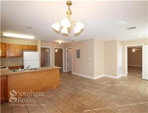 4 Square apartment in Hattiesburg, MS