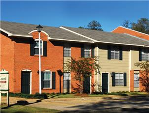 Concord Townhomes apartment in Hattiesburg, MS