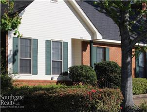Woodshire Duplexes and Townhomes apartment in Hattiesburg, MS